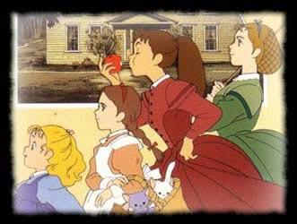 quatre filles dr march papa père fier