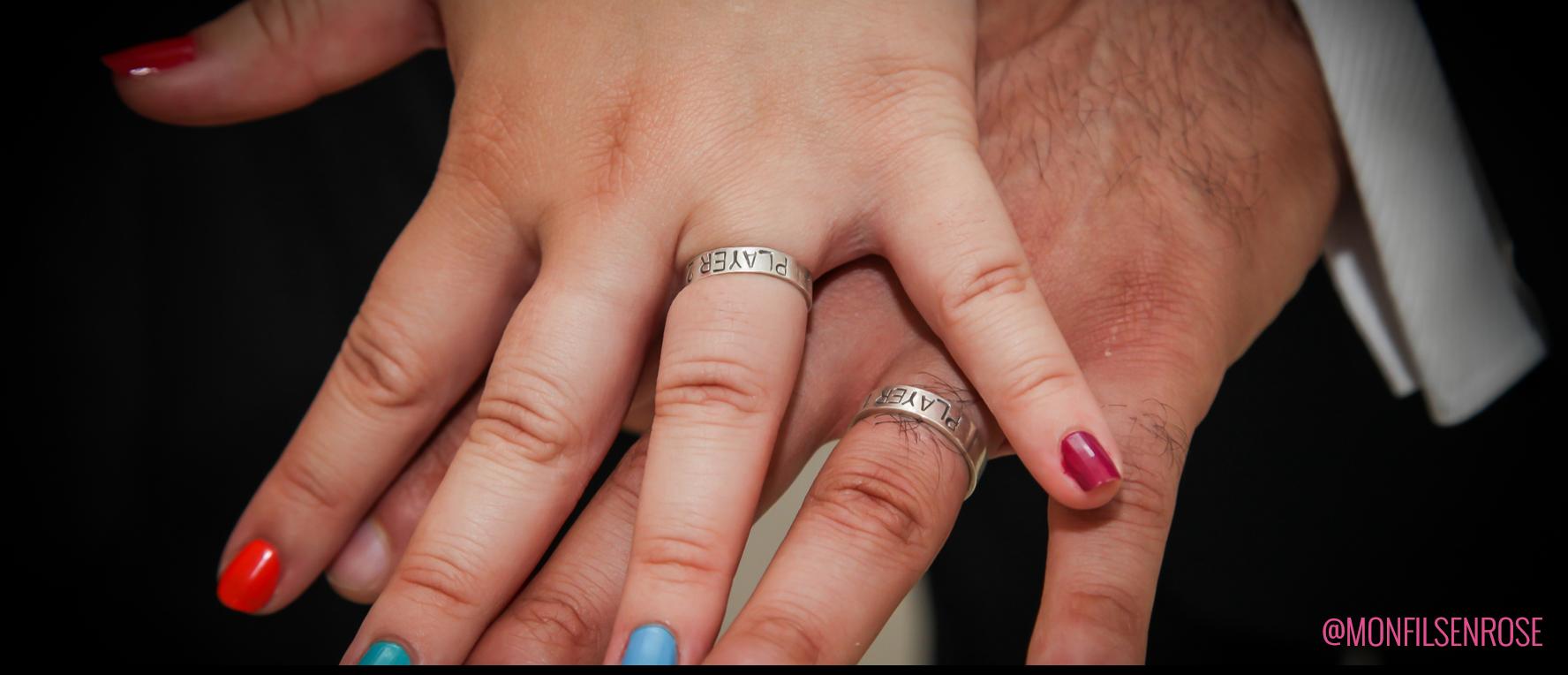 alliances changement nom mariage femme