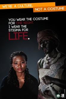 appropriation culturelle campagne sensibilisation université ohio